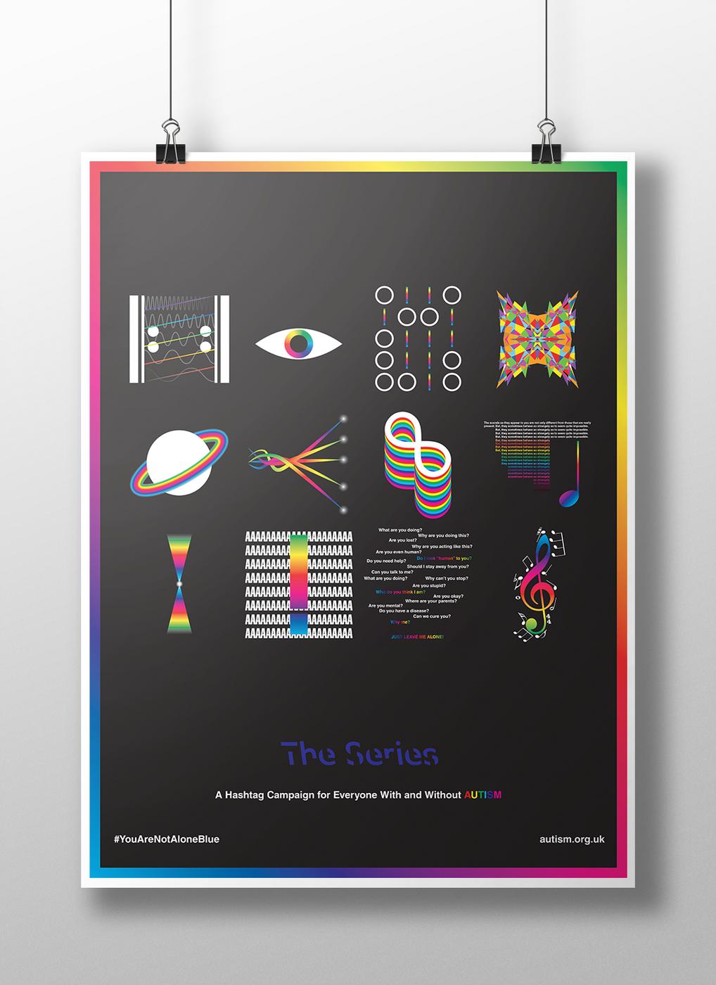 SERIES Poster Mockup